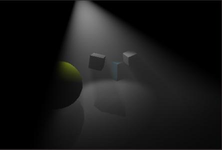 LightShaft Spot